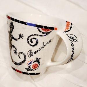 Gaudi Park Barcelona Collectors Collectors Mug